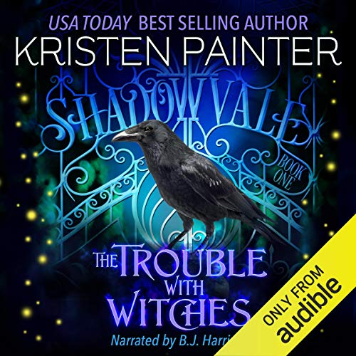 The Trouble with Witches cover art