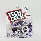 Tech Deck Zero Skateboards Series 11 Thomas Purple Gorilla Fingerboard Sticker