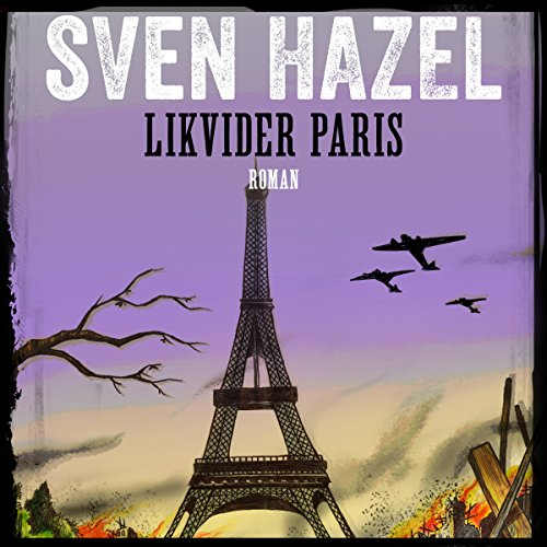 Likvidér Paris audiobook cover art