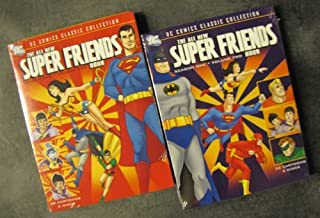 The All-New Super Friends Hour: Complete Season One (Volumes 1-2) DVD 2-pack