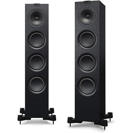 KEF Q550 Floorstanding Speaker (Each, Black)