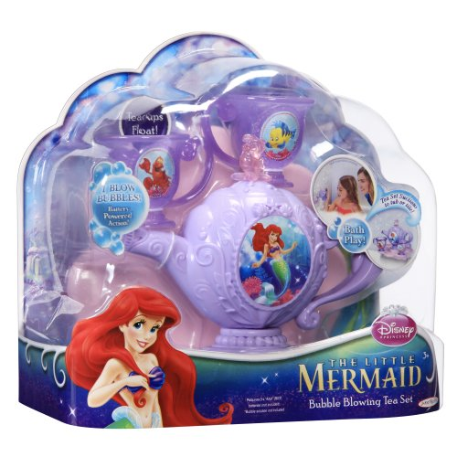 Disney Princess Arielle, die Meerjungfrau, blubberndes Tee Set