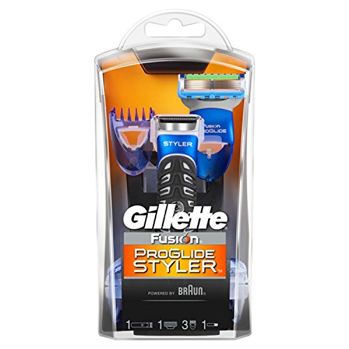Gillette Fusion ProGlide All Purpose Styler – Trimmer, Rasierer & Konturierer