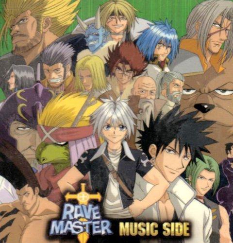 Rave Master - Music Side