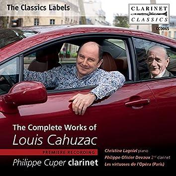 Cahuzac: Complete Works