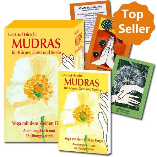 Mudras für Körper, Geist und Seele. Karten: