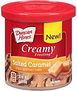 Duncan Hines Creamy Salted Caramel Frosting