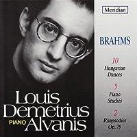 Brahms;10 Hungarian Dances