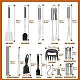 Zoom IMG-1 oryidr 50 pezzi kit bbq