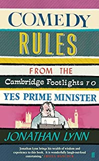 Comedy Rules: From the Cambridge Footlights to Yes, Prime Minister (0571277950) | Amazon price tracker / tracking, Amazon price history charts, Amazon price watches, Amazon price drop alerts