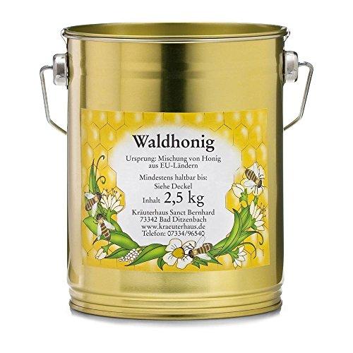 Sanct Bernhard Honig Waldhonig 2,5 kg