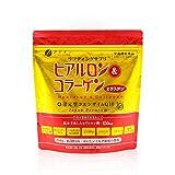 ファイン ヒアルロン & コラーゲン + 還元型コエンザイムQ10 袋タイプ 30日分(210g入) ハトムギエキス エラスチン ビタミンC 配合