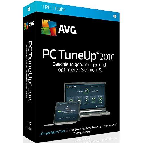 AVG TUNEUP 2016 1 PC MINIONS