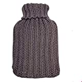 Noun <span class='highlight'><span class='highlight'>blumtal</span></span> hot water bottle with cover Rubber hot water bottle water-filled pattern warm water bag knitted packing long hot water bottle 800ML