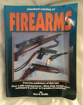 Paperback Standard Catalog of Firearms Book