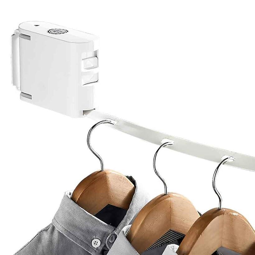 変更可能サラミ仕方洗濯ライン衣類ライン屋内で目に見えない物干しロープ無料パンチングバスルーム伸縮式乾燥ラックバルコニーサンキルト衣類ロープ