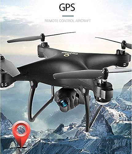Kingko  LH - X25GWF GPS WiFi 720P FPV RC Drohne H nlage Follow Me Quadcopter 2,4 G mit 6-Achsen-Gyroskop 360-Grad-Rolle Headless-Modus