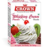 Crown Whipping Cream Powder Premix 100g (50g x Pack of 2)