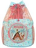 Disney Bolsa de natación para Niños Moana Azul