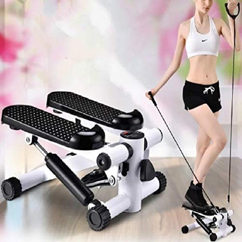 Best Review Of CAOMING Household Mini Hydraulic Mute Multi-Function Fitness Stepper Worry-Free Quali...