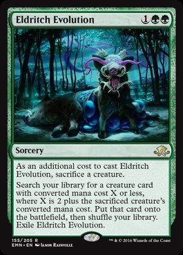 Magic: the Gathering - Eldritch Evolution (155/205) - Eldritch Moon by Magic: the Gathering