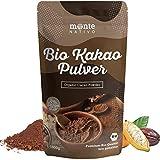 Cacao en polvo orgánico 1 kg (1000g) Monte Nativo - Cacao en polvo crudo de primera calidad - bajo en azúcar - rico en nutrientes y finamente molido - altamente desaceitado - libre de aditivos