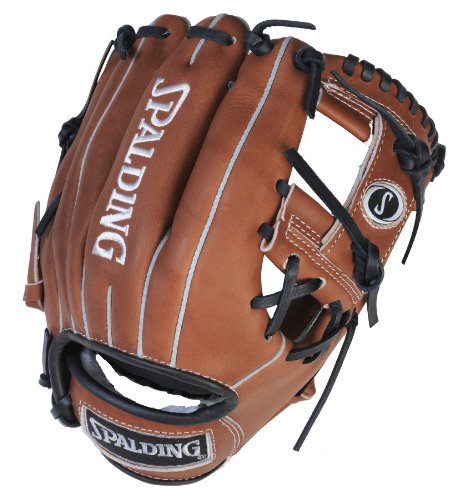 Spalding True to the Game Series I-Web 11.5-inch Fielding Glove - Right-Handed Thrower (42-061)