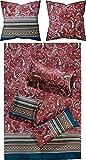 Bassetti Biancheria da letto Burano R2 rosso 135 x 200 cm