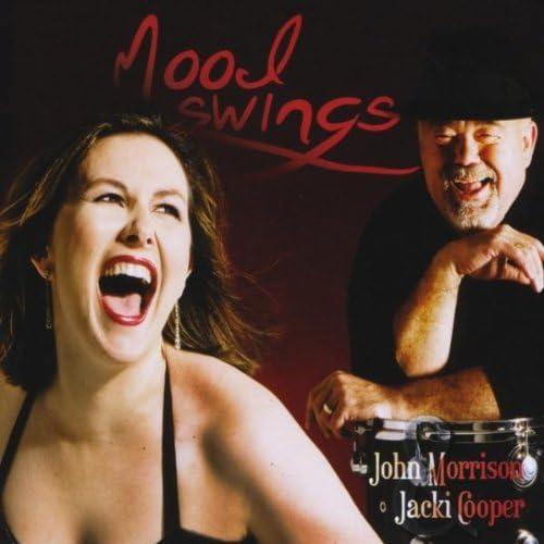 John Morrison and Jacki Cooper