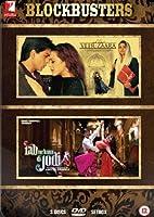 Blockbusters- Veer-Zaara and Rab Ne Bana Di Jodi (2 Classic Romantic Hindi Movies / Indian Cinema / Bollywood Film DVD