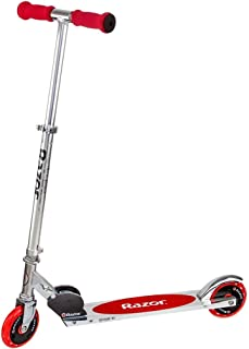 Razor A125 Anodized Scooter Red
