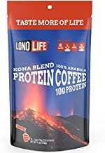 product image for LonoLife Protein Coffee with 10g Protein, Stick Packs, 10 Count