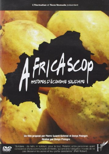 DVD Africascop Histoires d Economie Solidaire