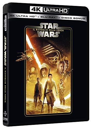 Star Wars - Episodio VII - Il Risveglio Della Forza (Blu-Ray 4K Ultra HD+2 Blu-Ray) [Italia] [Blu-ray]