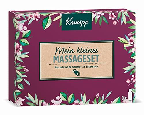Kneipp Massage Geschenkpackung- Mein kleines Massageset, 2er Pack x (2 Mal 3 x 20ml)