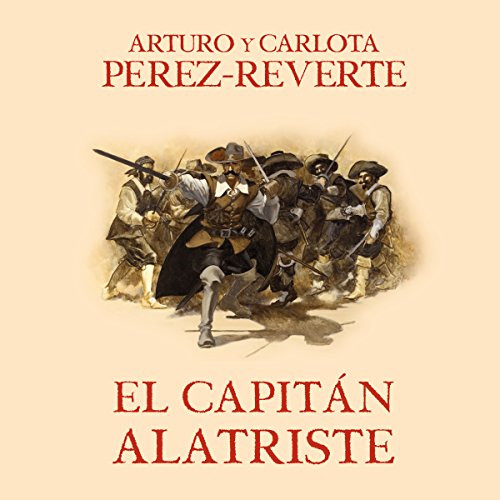 El capitán Alatriste [Captain Alatriste] audiobook cover art