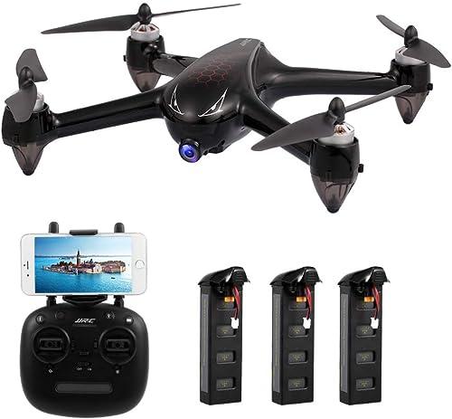 precios mas baratos Goolsky- JJR JJR JJR C X8 GPS RC Drone con Camara 1080P 5G WiFi FPV Quadcopter sin escobillas con 3 baterías Sígueme Altitude Hold  a la venta