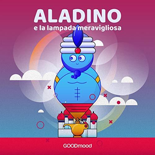 Aladino e la lampada meravigliosa  By  cover art