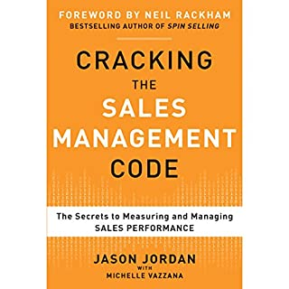 Cracking the Sales Management Code cover art