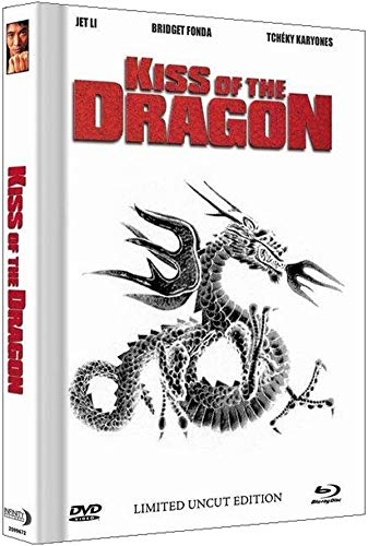 Kiss of the Dragon - Mediabook Cover B - Extended Cut [Blu-ray] [Limited Collector's Edition]