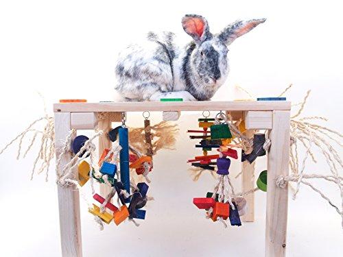 X-Large Activity Zone Rabbit Toy