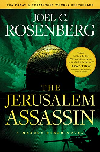 The Jerusalem Assassin: A Marcus Ryker Series Political and Military Action Thriller: (Book 3) (English Edition)
