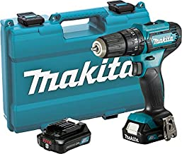 MAKITA HP333DSAE TALADRO PERCUTOR 12V CXT 2.0AH, Multicolor