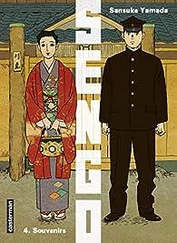 Sengo, Tome 4 : Souvenirs par Sansuke Yamada