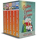 A CAMPER AND CRIMINALS COZY MYSTERY Books 4-8: A CAMPER AND CRIMINALS COZY MYSTERY SERIES (A Camper & Criminals Cozy Mystery Box Set Series Book 2) (English Edition)