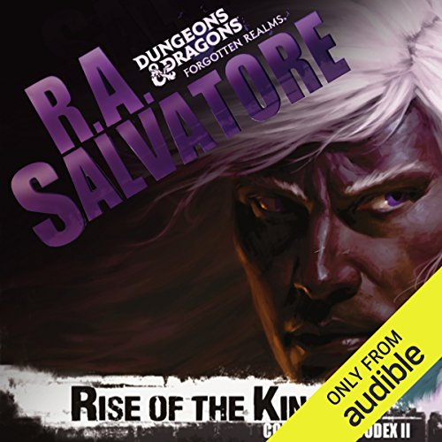 Rise of the King audiobook cover art