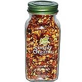 Simply Organic (粗挽きレッドペッパー) [並行輸入品]