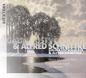 Ustvolskaya & Schnittke: Works for Cello & Piano