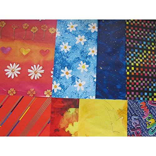 Susy Card 11410834 Geschenkpapier, 5m, Motive sortiert - keine Auswahl möglich!, 1 Rolle