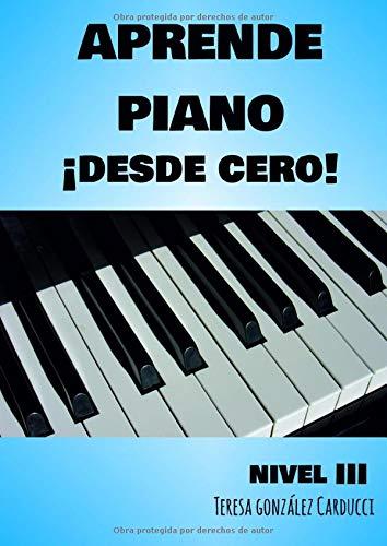 Aprende Piano desde cero: Nivel 3